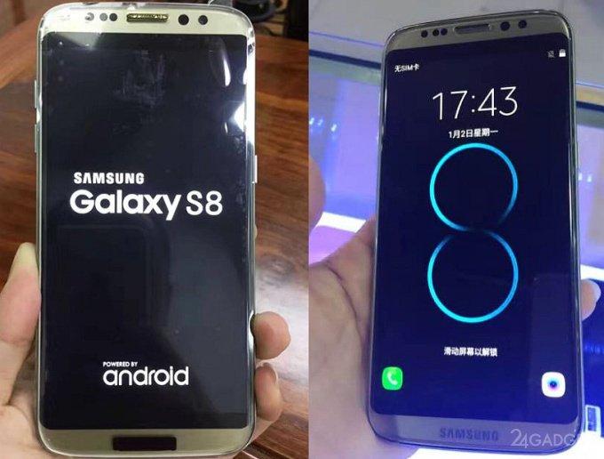 Клон Samsung Galaxy S8 появился раньше оригинала (11 фото)