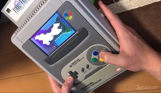 Nintendo Switch — перезагрузка от любителя игр (видео)