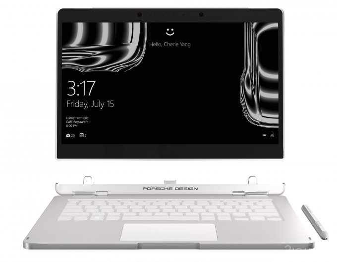 Porsche Design Book One — новый конкурент Microsoft Surface (29 фото + видео)