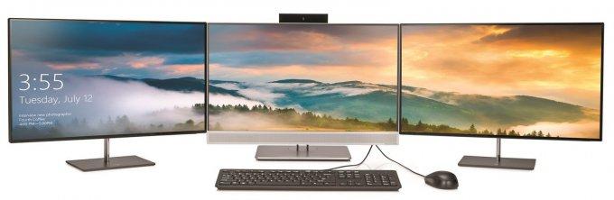 HP EliteOne 800 G3 — безрамочный дизайн и высокая производительность (4 фото)