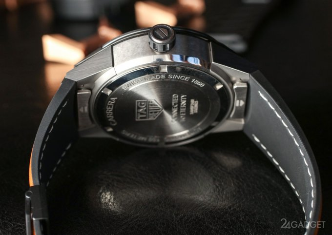 Модульные смарт-часы Tag Heuer Connected Modular 45 (27 фото + 2 видео)