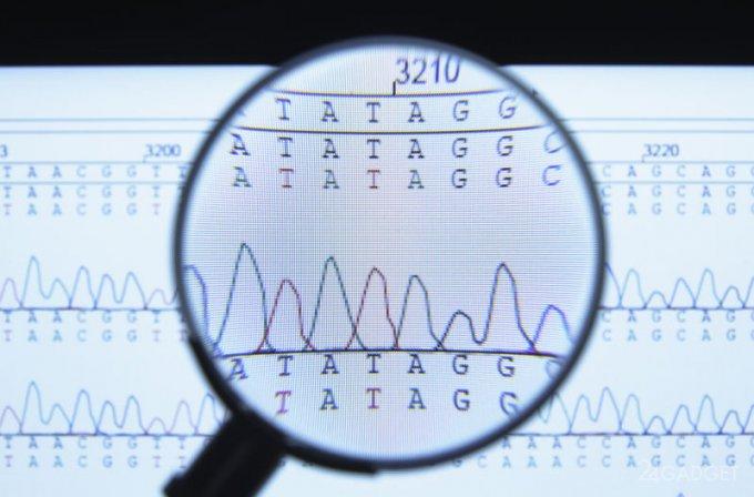 Новый закон позволит компаниям США запрашивать у работников тест ДНК