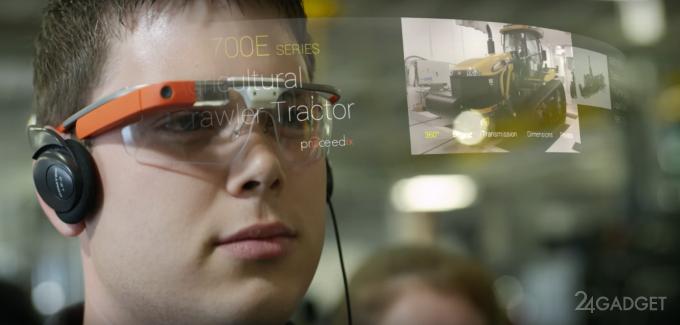 Смарт-очки Google Glass: Перезагрузка (3 фото)