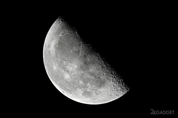 На Луне обнаружены «подлунные» туннели (3 фото)