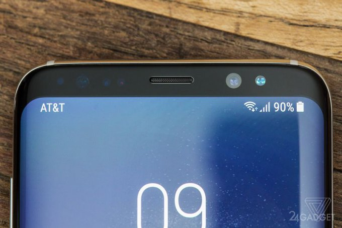Galaxy S8 и S8 Plus — флагманы, раздвигающие границы (48 фото + 6 видео)
