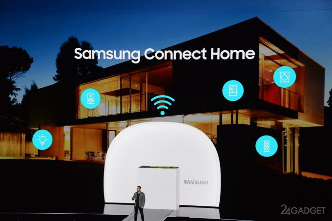 Универсальный Connect Home объединяет управление «Интернетом вещей» и Wi-Fi (6 фото)