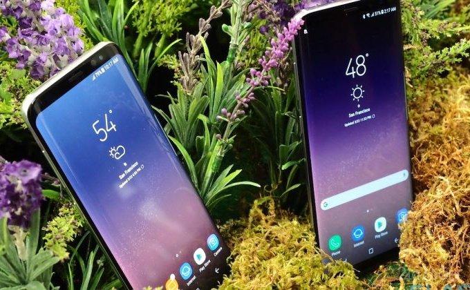 Samsung Galaxy S8 и S8 Plus первыми получили Bluetooth 5.0