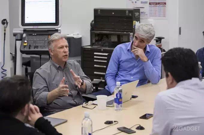 Новый Apple Mac Pro появится только в 2018 году (3 фото)