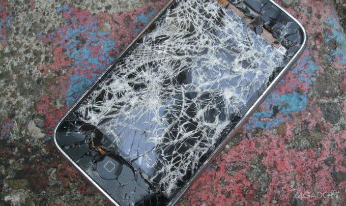 ФАС заставил Apple чинить iPhone с поврежденными дисплеями