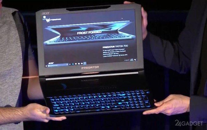 Acer представил конкурента Razer Blade (13 фото)