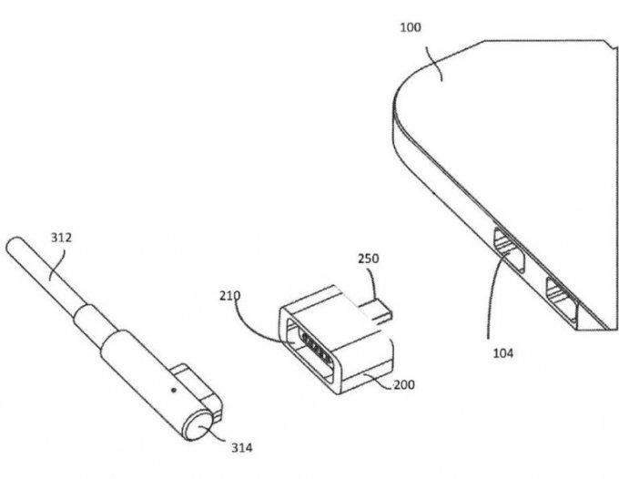 Магнитный разъем MagSafe вернется в продукцию Apple? (5 фото)