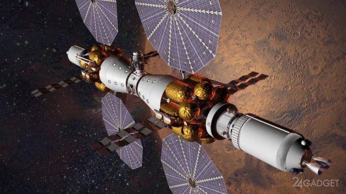 Lockheed Martin отправит людей на Марс через 11 лет (5 фото + видео)
