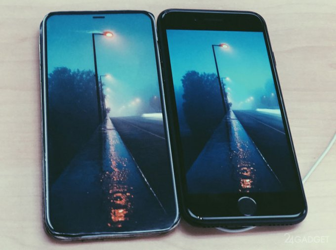 IPhone 8 может лишиться сканера отпечатков пальцев