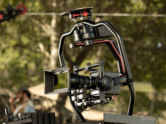 DJI анонсировала гаджеты для профессиональных съёмок при помощи дронов (8 фото + видео)