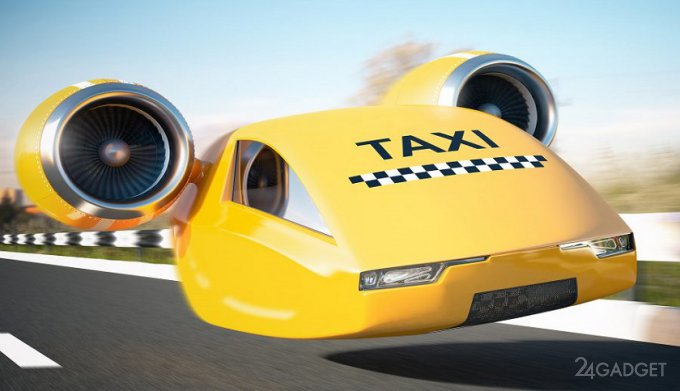Uber представит свою версию аэротакси к 2020 году (2 фото + видео)