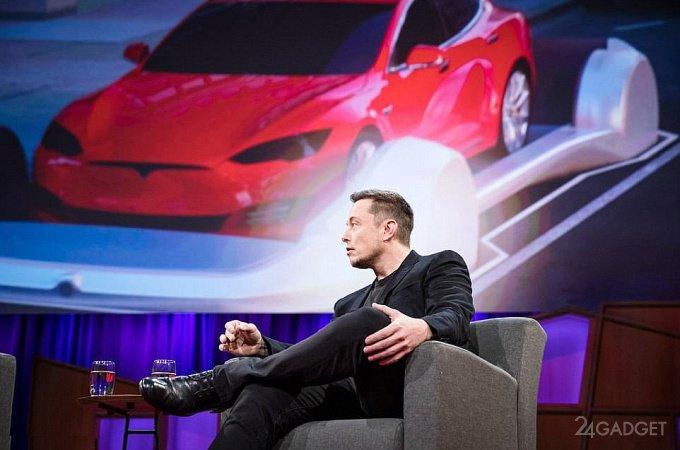 Транспортная развязка будущего от Илона Маска (7 фото + видео)