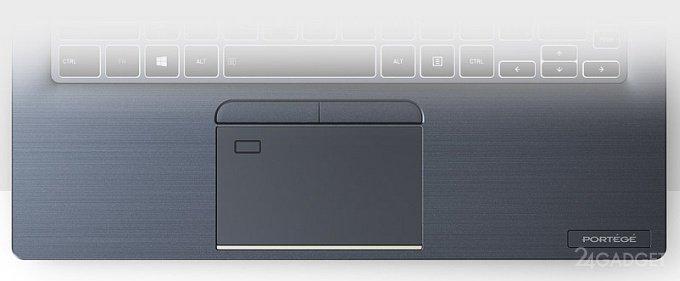 Toshiba Portege X30 — ультрабук с завидной автономностью (6 фото)