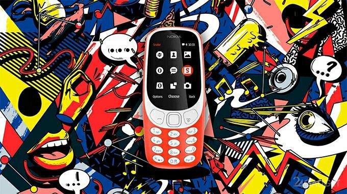 Осторожно! Клоны обновлённой Nokia 3310 уже в продаже (4 фото)