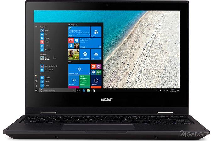 HP и Acer анонсировали ноутбуки на Windows 10 S за $  299 (8 фото)