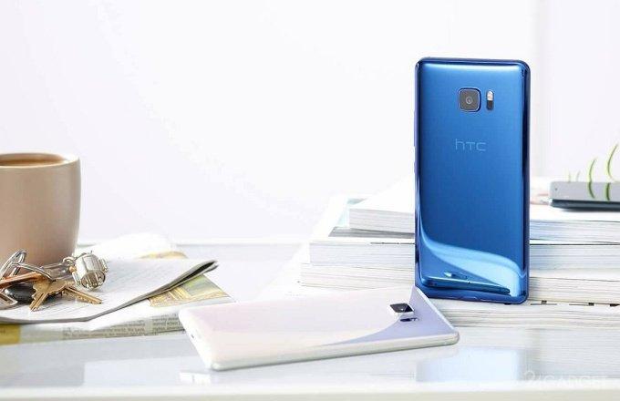 Сапфировый HTC U Ultra испытали на устойчивость к царапинам (видео)