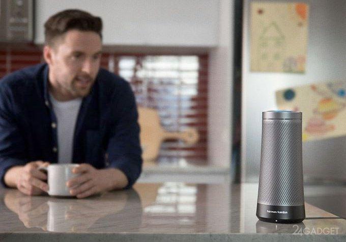 Harman и Microsoft представили смарт-колонку Invoke с поддержкой Cortana (6 фото)