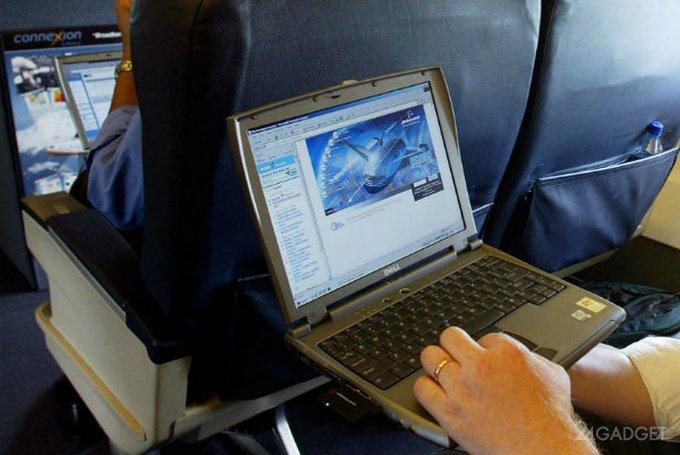 США может запретить провоз электроники в салонах самолетов, летящих из Европы