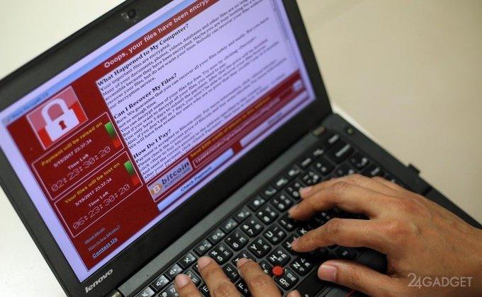 Вирус WannaCry обошел временную блокировку