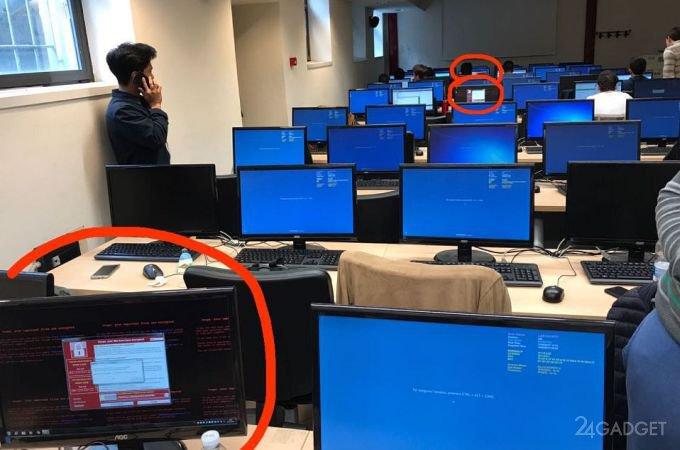 Вирус WannaCry может иметь северокорейское происхождение (4 фото)