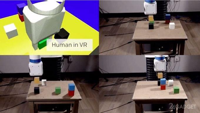 OpenAI научит роботов инициативе (видео)