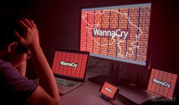 Подсчитана сумма ущерба от атаки WannaCry