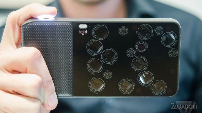 Две камеры в смартфоне — это не предел
