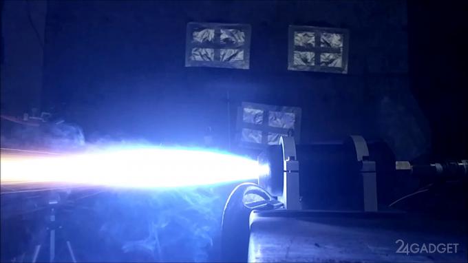 В MIT доказали эффективность ракетного двигателя из пластика (видео)