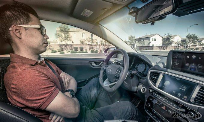 Samsung разрешили тестировать систему автопилотирования на дорогах Кореи