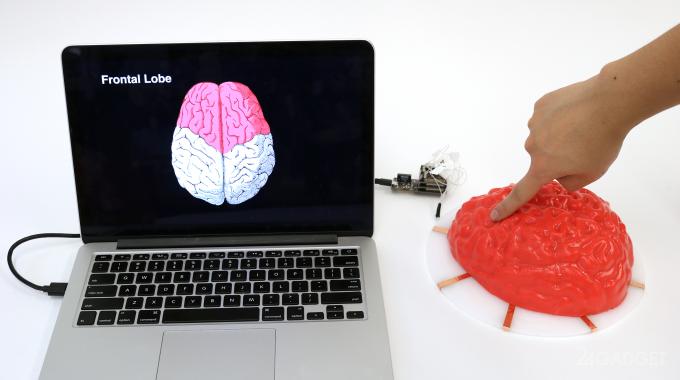 Учёные знают, как любую поверхность сделать сенсорной (4 фото + видео)