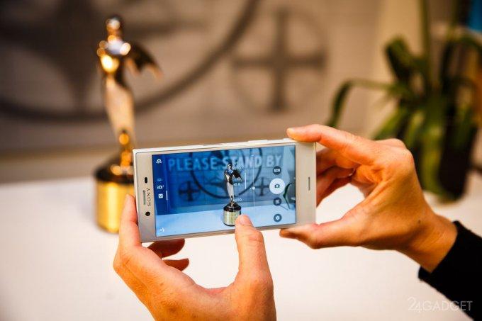 SONY прекращает производство смартфонов серии Xperia X (4 фото)