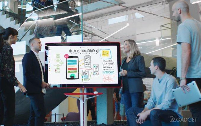 Google продает интерактивные доски Jamboard (15 фото + видео)