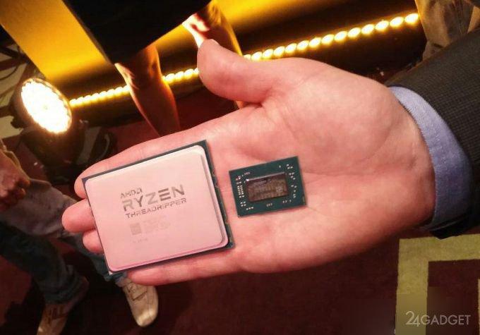 Представлены первые устройства на процессорах AMD Ryzen (10 фото)