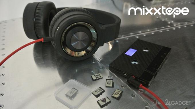 Магнитофонная кассета возвращается в качестве плеера (6 фото + видео)