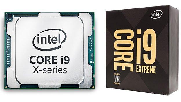 Процессор Intel Core i9-7900X прошел тест производительности