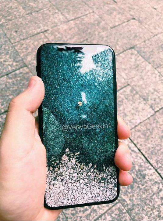 Инсайдерское видео с iPhone 8 (3 фото + видео)