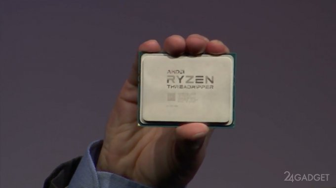 AMD Ryzen Threadripper — главные конкуренты Intel Core i9 (5 фото)