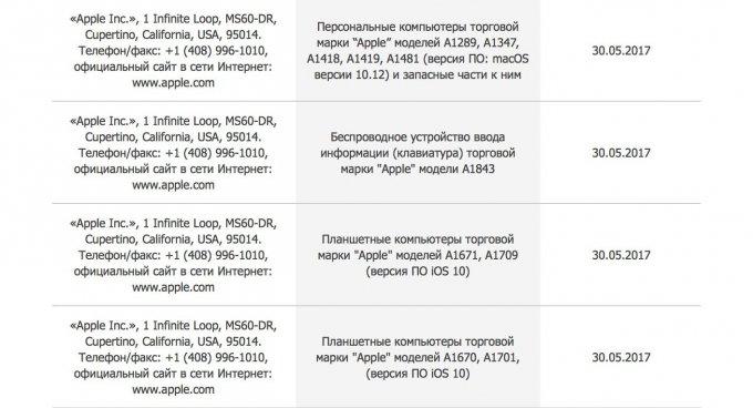 Apple обновит ноутбуки, планшеты и Siri (3 фото)