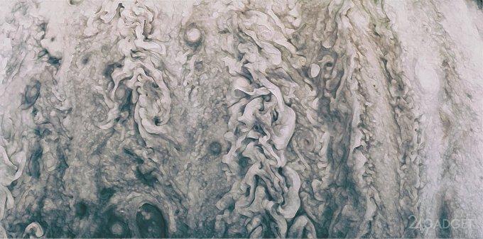 Захватывающее видео Юпитера (3 фото + видео)