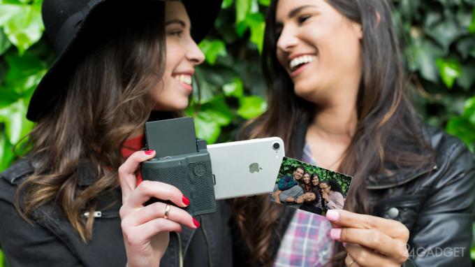 Prynt Pocket печатает оживающие фотографии (8 фото + видео)