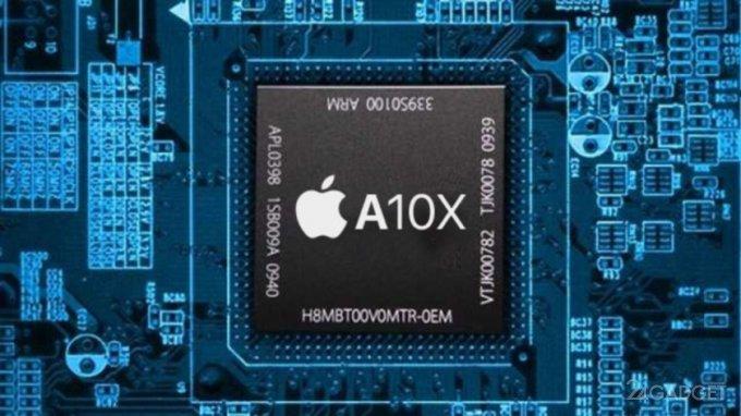 Процессор Apple A10X побил рекорд AnTuTu, набрав 234 000 баллов