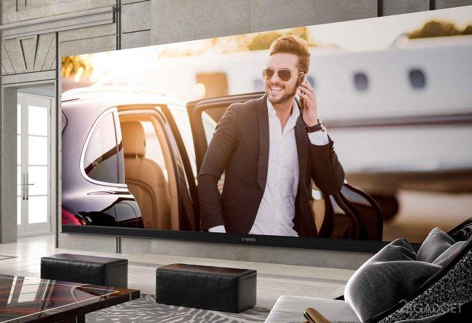 Телевизор-гигант от С Seed бьет все ценовые рекорды