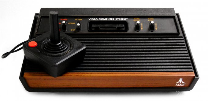 Возвращение легендарного производителя консолей - концерна Atari