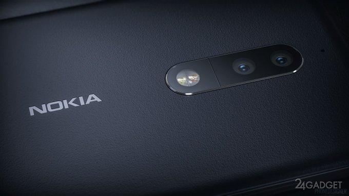 Новое видео и технические характеристики Nokia 9