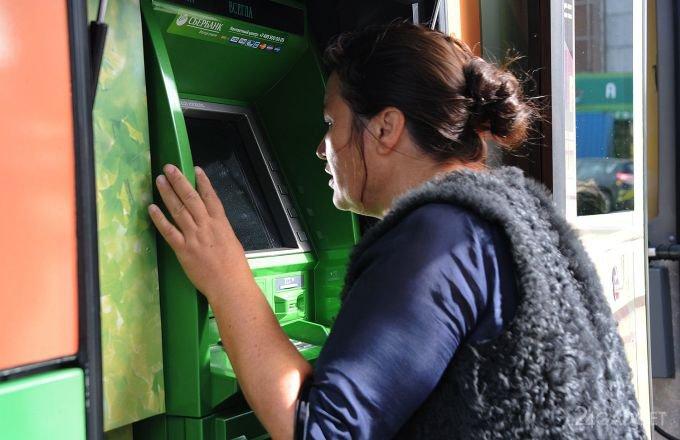 Новые банкоматы «Сбербанка» будут идентифицировать клиентов по лицу