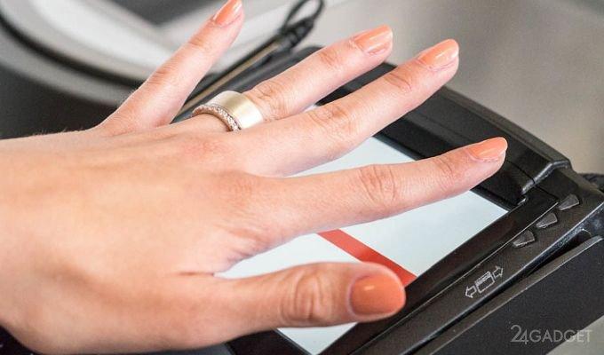 Многофункциональное биометрическое кольцо Token (12 фото + видео)